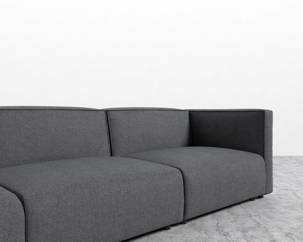 Arya Modular Sofa with Open End