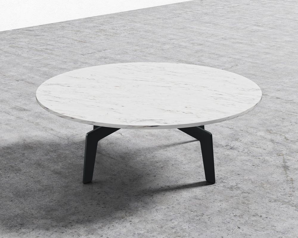 Evelyn Coffee Table - Round
