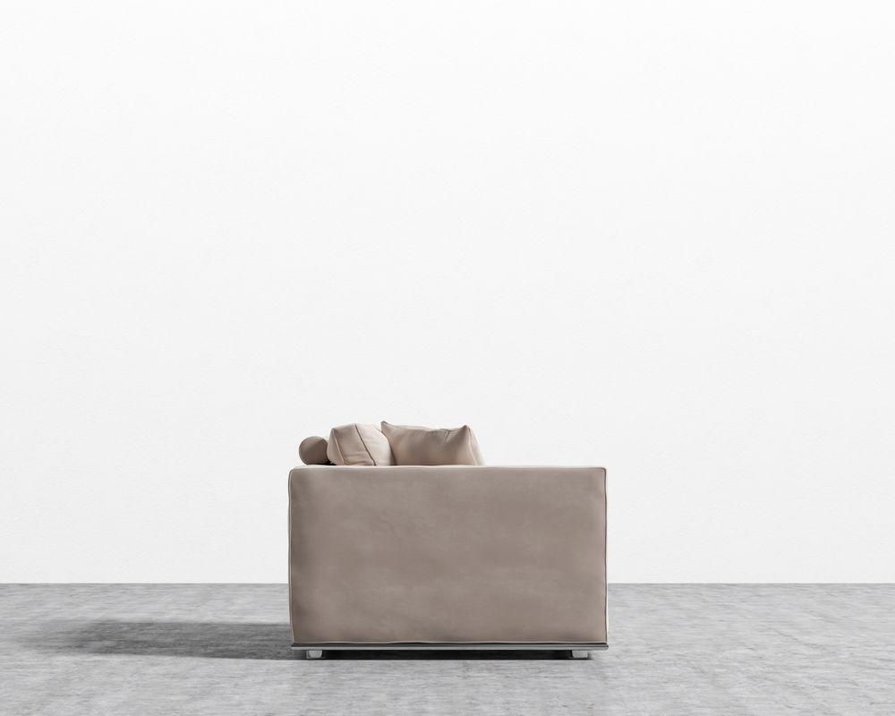 Milo 1-Seater - Left Arm