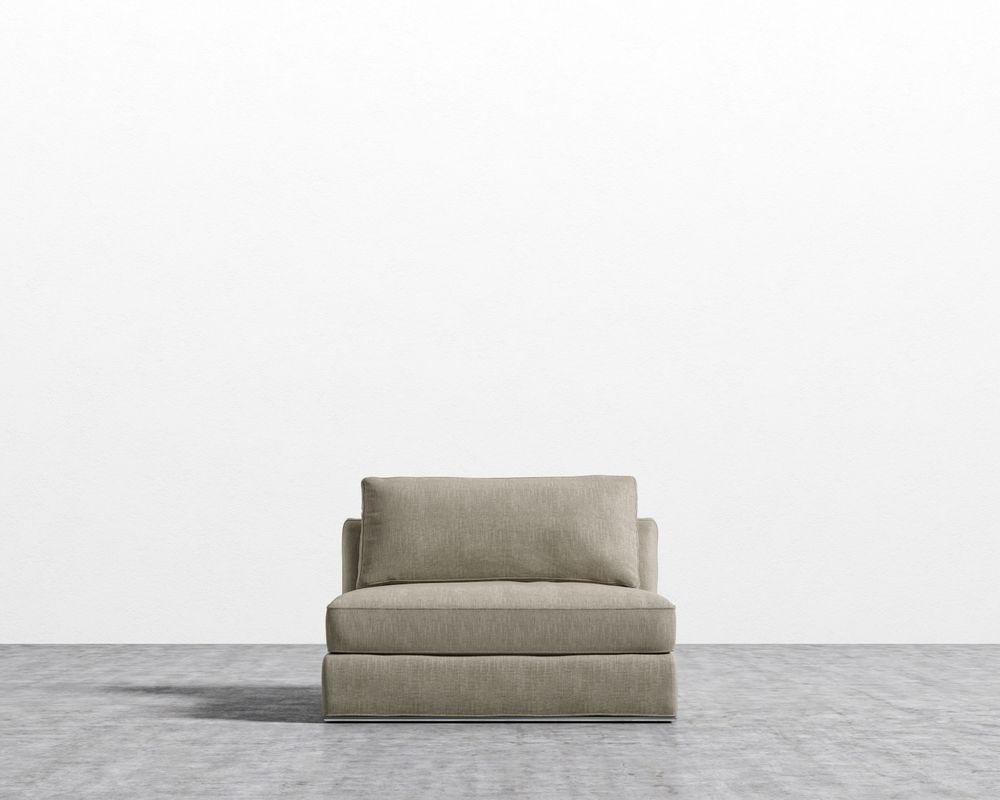 Milo 1-Seater - Armless
