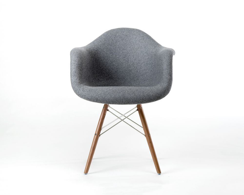 DAW Chair - Upholstered Fiberglass