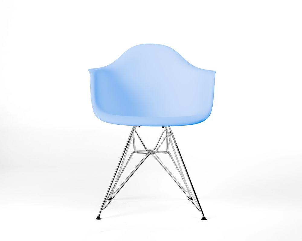 DAR Molded Plastic Armchair