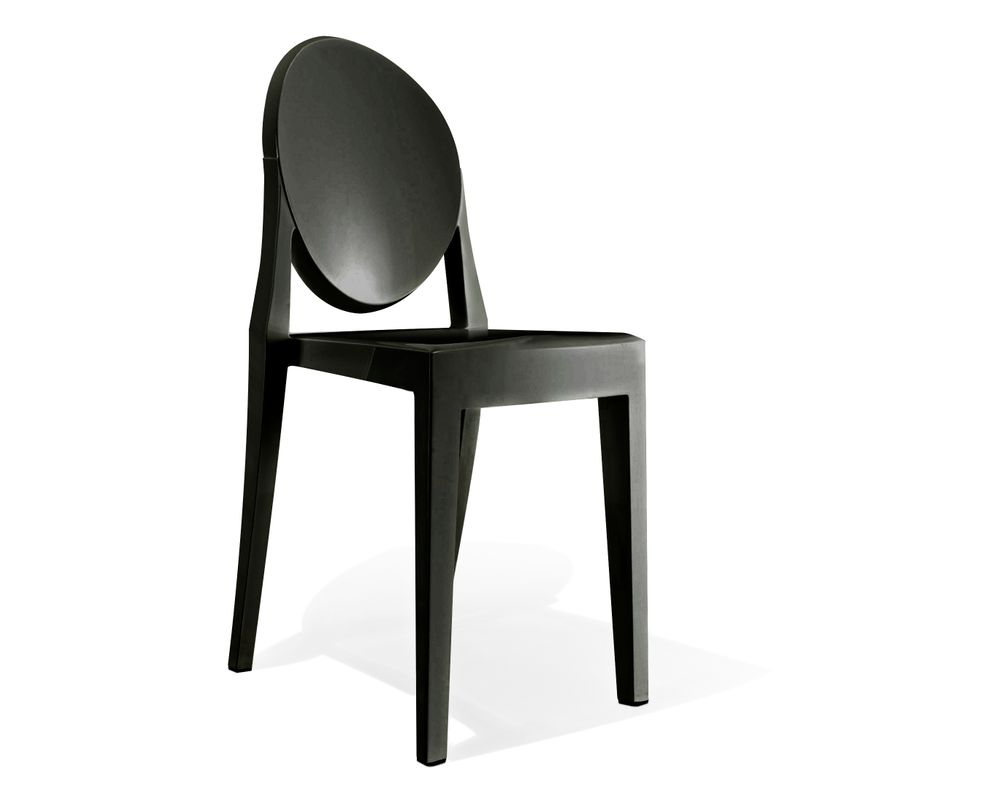 Ghost Side Chair - Victoria