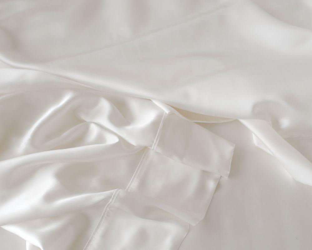 Mulberry Charmeuse Silk Pillowcase