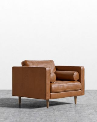 Luca Armchair - Leather