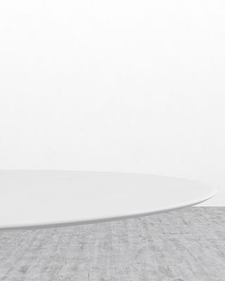 Tulip Table Oval - Lacquer